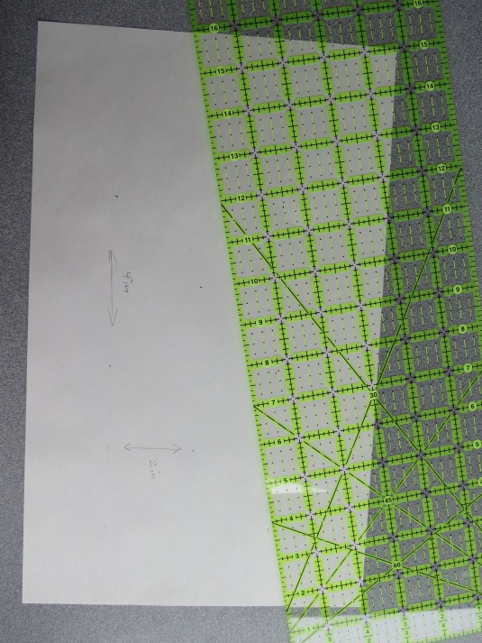 sewing 010 measure